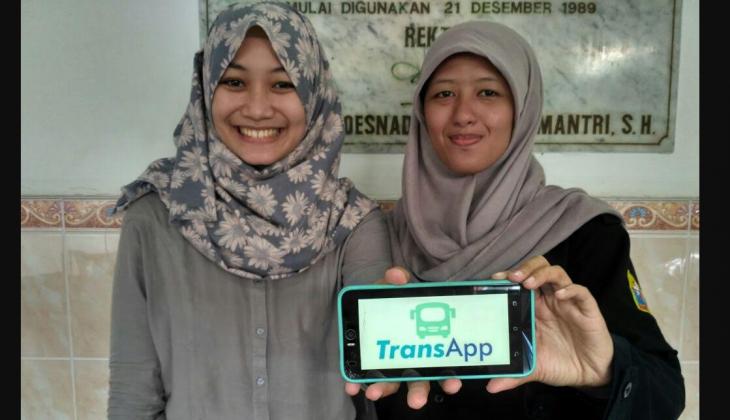 Mahasiswa UGM Usung Ide TransApp untuk Memudahkan Pengguna Trans Jogja