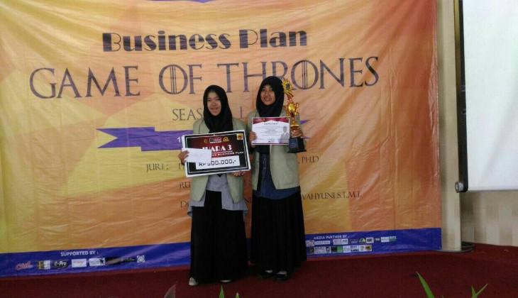 Mahasiswa UGM Juara 3 Kompetisi Bisnis Tingkat Nasional