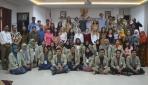 Mahasiswa Amerika Mempelajari Sejarah Budaya Indonesia di UGM