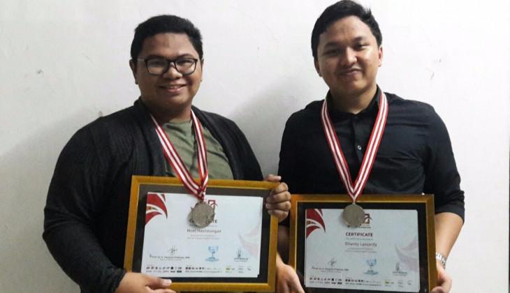 Tim EDS UGM Juara II Debat Tingkat Asia