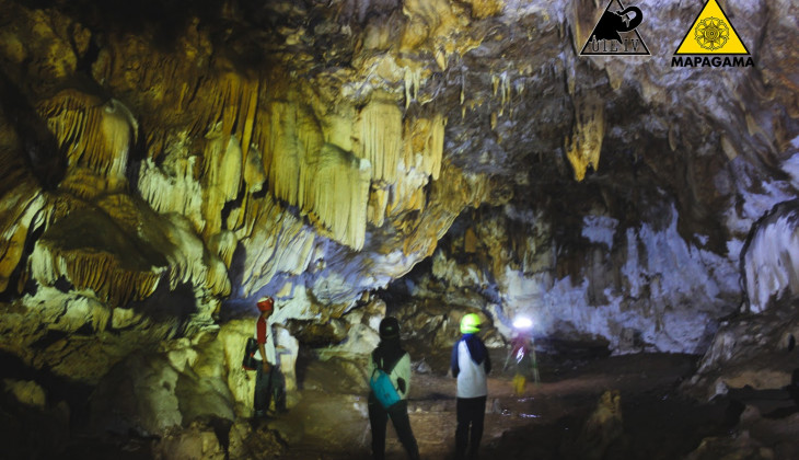 MAPAGAMA Siap Eksplorasi Gua di Thailand