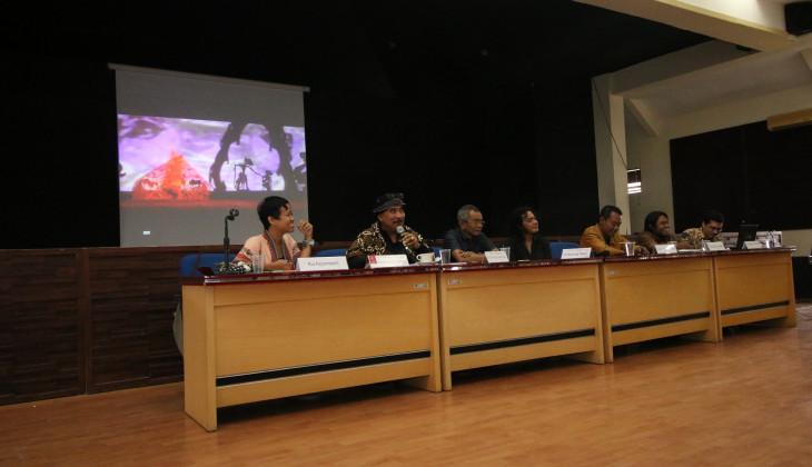CWA : Mengarsipkan Wayang Menjaga Budaya