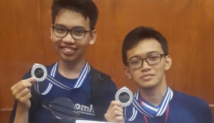 Mahasiswa UGM Juara Kompetisi Kalkulus Tingkat Nasional