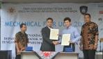 Perkuat Kompetensi Mahasiswa, SV Gandeng SMC Pneumatics dan LSP IIM