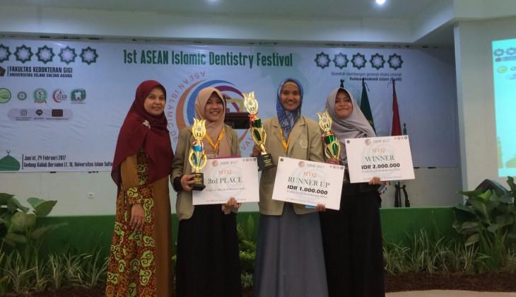 Mahasiswa UGM Ukir Prestasi di Lomba MTQ Tingkat ASEAN
