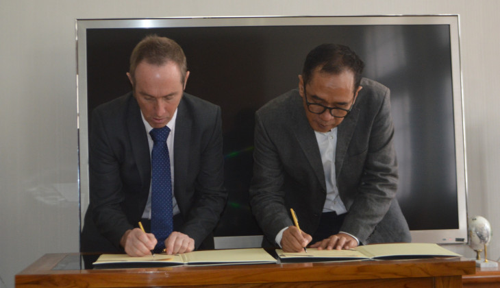 UGM-University of Nottingham Ningbo Jalin Kerja Sama