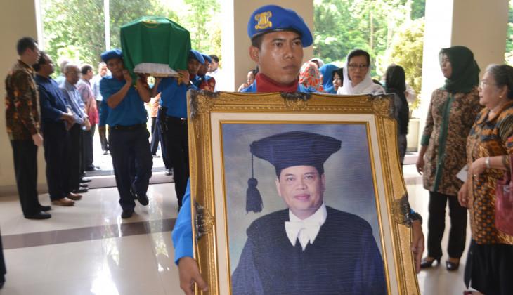 Mantan Kepala LAN Prof Agus Dwiyanto Berpulang