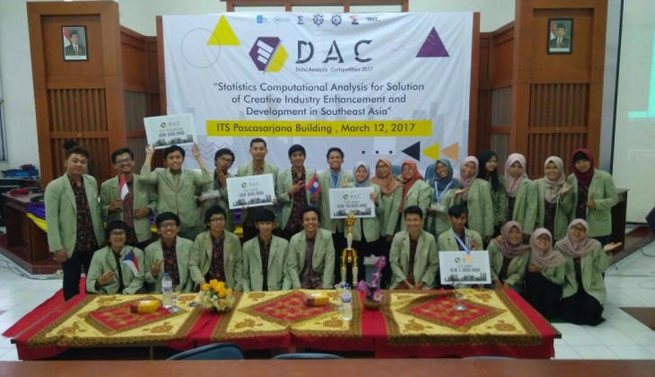 UGM Berjaya di Kompetisi Analisis Data se-ASEAN