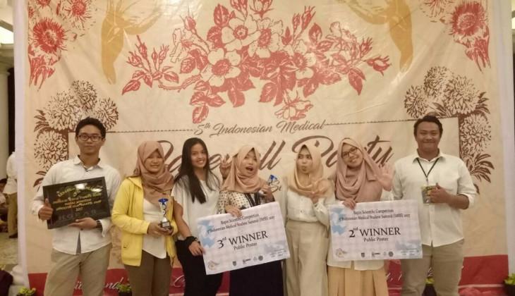 Tim FK UGM Raih Dua Juara Kompetisi Mahasiswa Kedokteran Indonesia