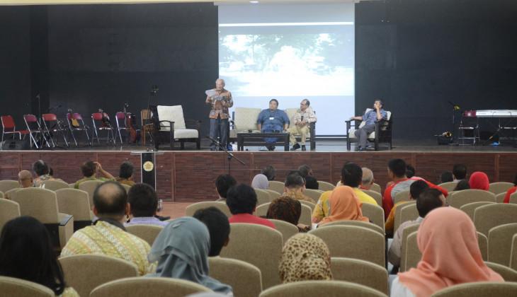 Reuni Akbar Alumni Sejarah: Masa Lalu Selalu Aktual