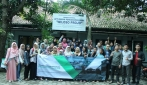 HMP Fakultas Peternakan UGM Memberikan Edukasi Gizi pada Anak-anak