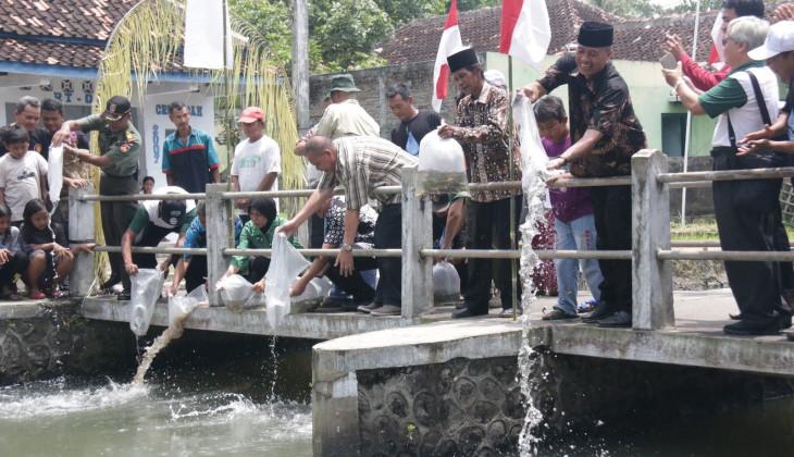 Gerakan Irigasi Bersih dari Jogja untuk Indonesia