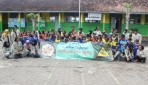MAPAGAMA Ajak Anak SD Peduli Lingkungan