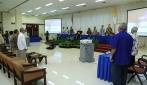 Program Kerja 8 Calon Rektor UGM di Hadapan Tenaga Kependidikan