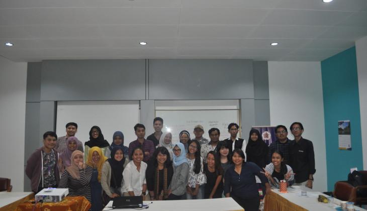 PSSAT UGM dan One Billion Raising Yogyakarta Kampanyekan Kesadaran Melawan Kekerasan Seksual