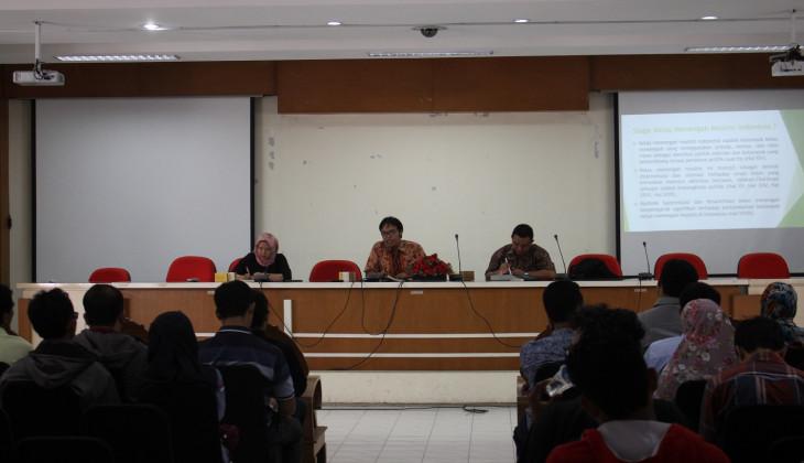 Bedah Buku Politik Kelas Menengah Muslim Indonesia