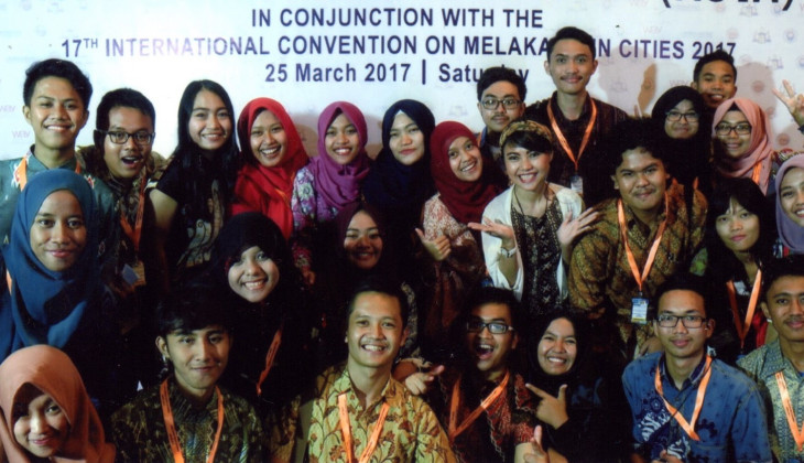 Mahasiswa UGM Mengikuti Asia Urban Youth Assembly 2017