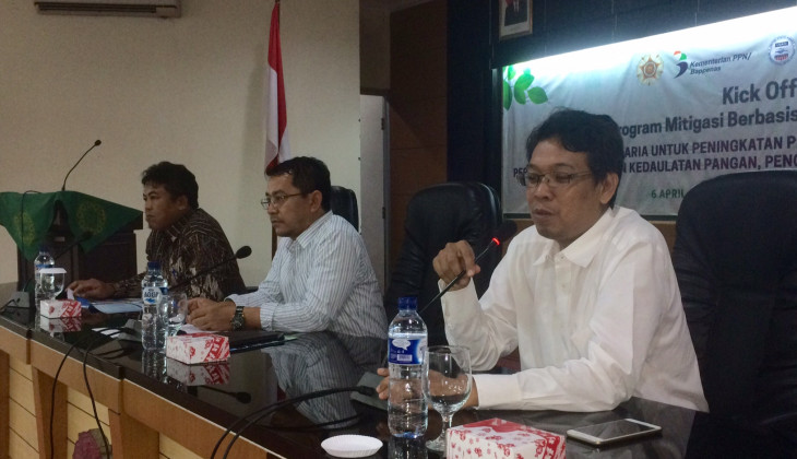 Kelola Hutan Getas-Ngandong, UGM Rintis Upaya Penyelamatan Hutan di Jawa