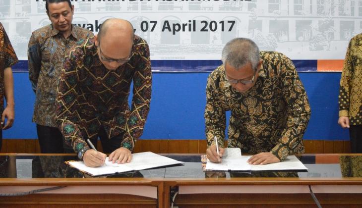 FEB UGM dan TICMI Bekerja Sama di Bidang Pendidikan Pasar Modal