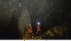 Jelang Ekspedisi Thailand, Atlet Mapagama Latihan di Kawasan Gunung Sewu