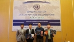 """Mahasiswa UGM Raih """"Best Delegate"""" Simulasi Sidang UN Habitat"""