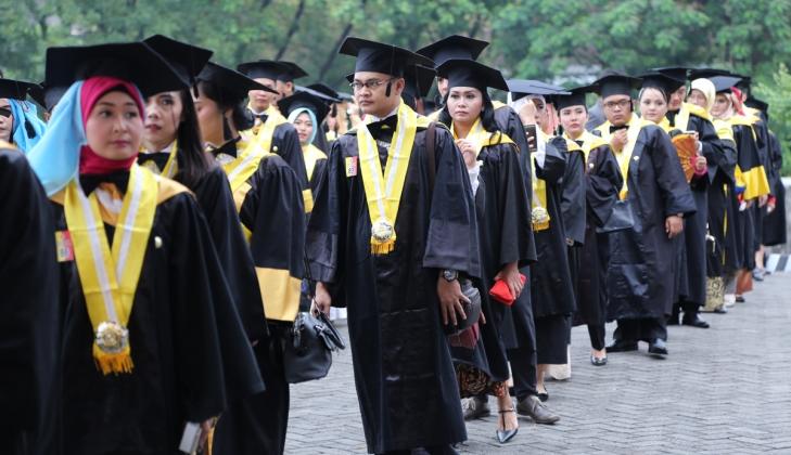 UGM Mewisuda 1.420 lulusan pascasarjana