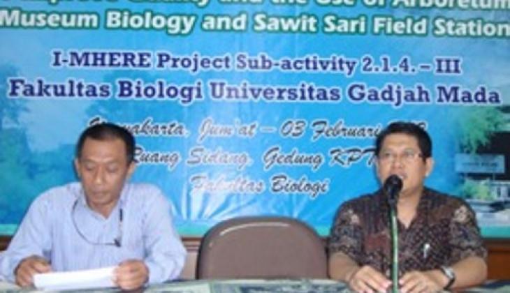 Biologi UGM Dongkrak Penelitian di Kebun Biologi, Museum Biologi, dan Stasiun Penelitian Sawitsari