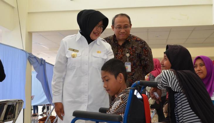 RS UGM Selenggarakan Pelayanan Jamkesus Terpadu Bagi Penyandang Disabilitas