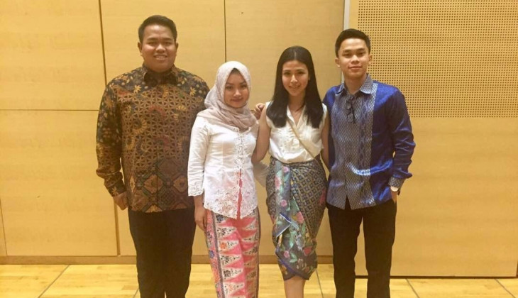 UGM Raih Dua Honorable Mention Kompetisi Arbritase Internasional di Austria