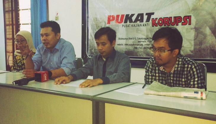 Pukat UGM Desak DPR Hentikan Hak Angket KPK