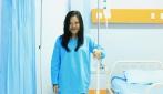 Baju Bink Solusi Bagi Pasien Terpasangan Infus