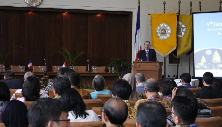 Kerja Sama Pendidikan Indonesia-Perancis Makin Diperkuat