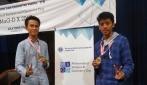 Delegasi UGM Borong Juara Kompetisi Analisis Matematika dan Geometri Nasional