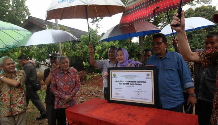 PT. Pagilaran Bangun Coklat di Segayung, Batang