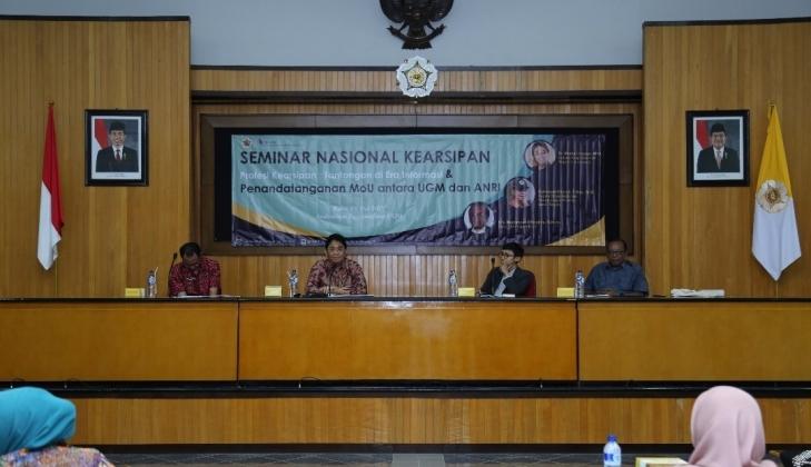 Indonesia Kekurangan 140 Ribu Arsiparis