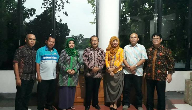 Fakultas Biologi UGM Inisiasi Kerjasama dengan PT Mekarsari
