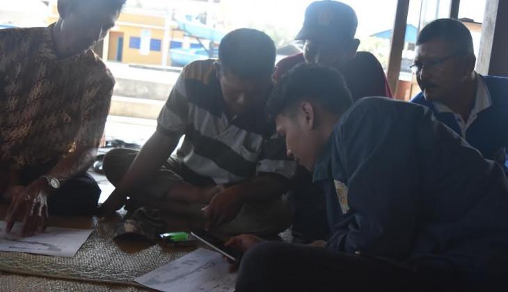 Tingkatkan Produktivitas Nelayan Tradisional Dengan Sistem Kalender Berbasis SIG