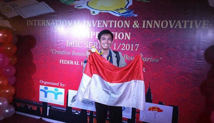 SMACOX, Inovasi Karya Mahasiswa UGM Raih Emas InIIC
