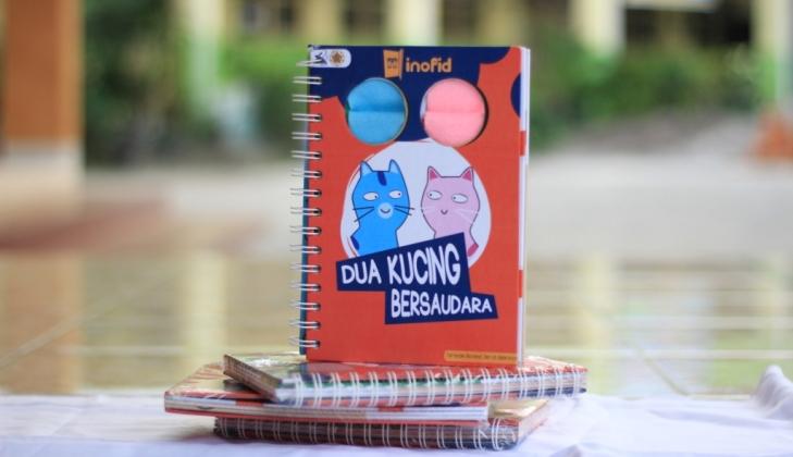 Inofid, Buku Anak Interaktif Karya Mahasiswa UGM