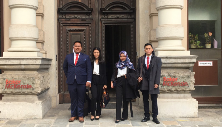 Willem. C. Vis Arbitration Moot Court Competition