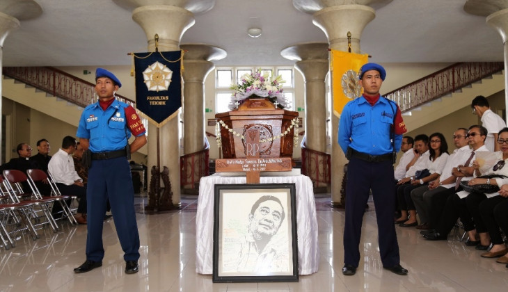 Guru Besar UGM Prof.Nindyo Soewarno Tutup Usia