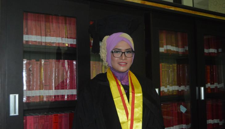 Dosen Universitas Negeri Makassar Raih Doktor di UGM