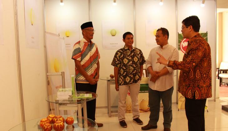 Fakultas Biologi UGM Meluncurkan Melon Kultivar Hikapel