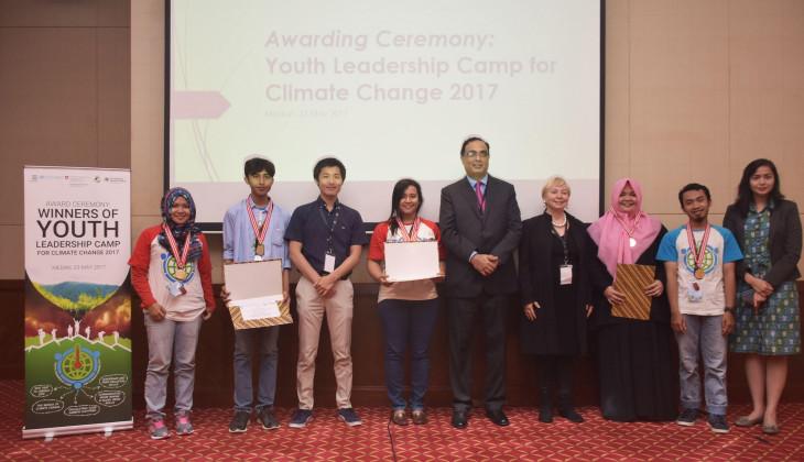 Mahasiswa UGM Raih Penghargaan UNESCO Bidang Perubahan Iklim