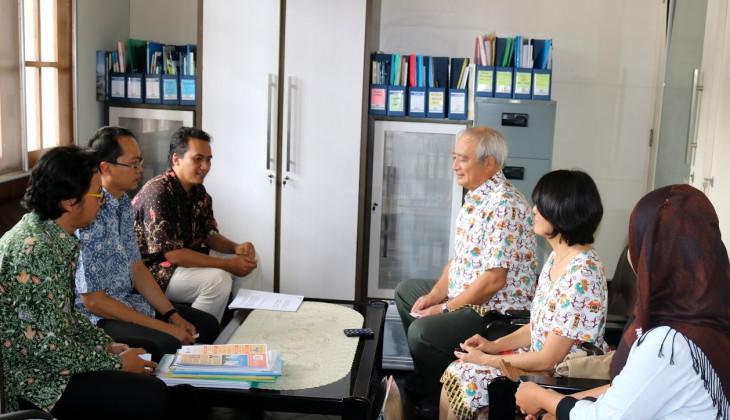 UGM Terima Kunjungan Academic Advisor C-BEST UNHAS JICA