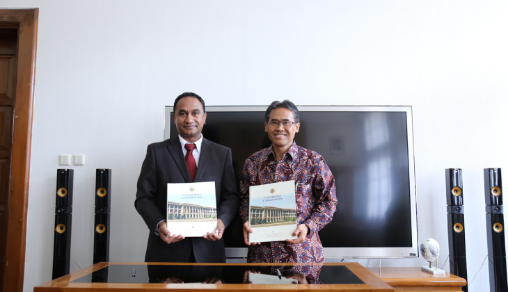 Enhancing the Quality of Human Resources, Timor-Leste Collaborates with UGM