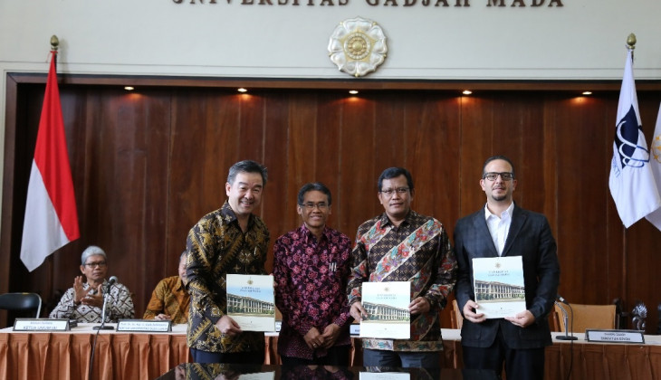 UGM Establishes Collaboration with Architect Association