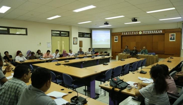 Fakultas Peternakan Siapkan Blueprint Kedaulatan Pangan Hasil Ternak