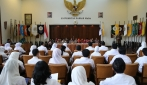 93 Dosen Tetap Non PNS UGM Terima SK Pengangkatan