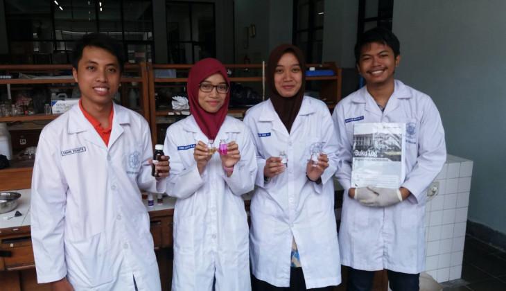 Mahasiswa UGM Berhasil Teliti Metode Baru Uji Formalin